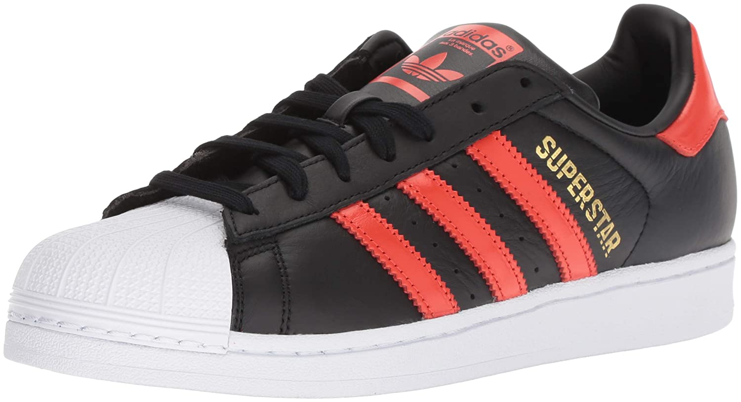 adidas Originals Men's Superstar Sneaker Running Shoe