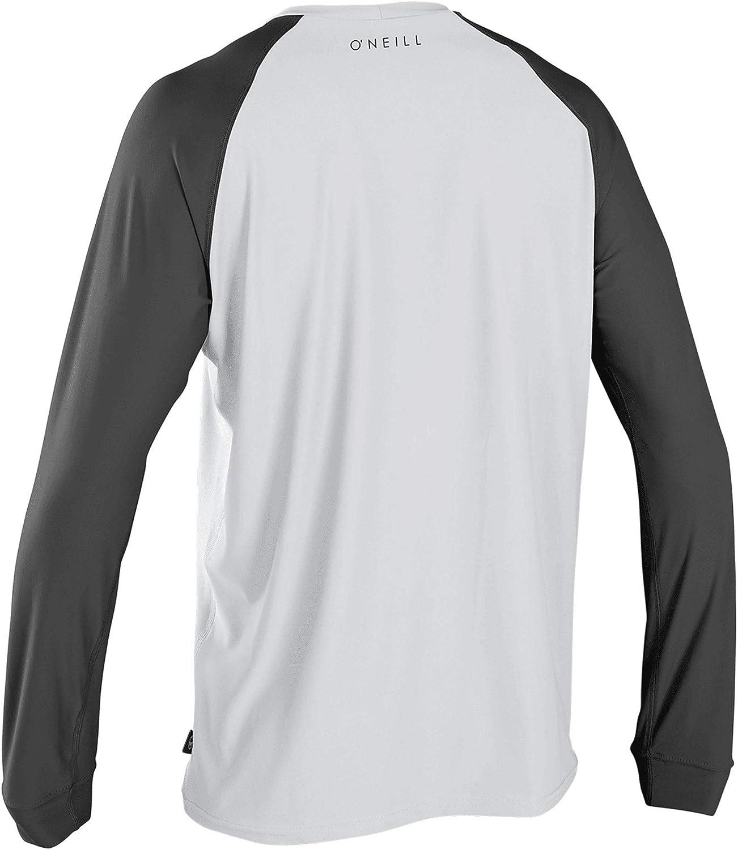 ONeill Wetsuits Mens Oneill 24-7 Traveler UPF 30 Long Sleeve Sun Shirt