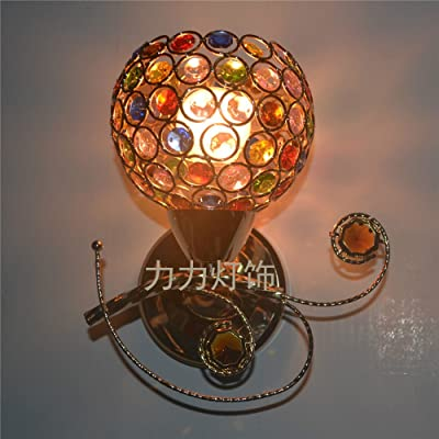 Lanterne Lampes En Vintage Verre Long Éclairage Et Structure Avec De 34R5LqAj