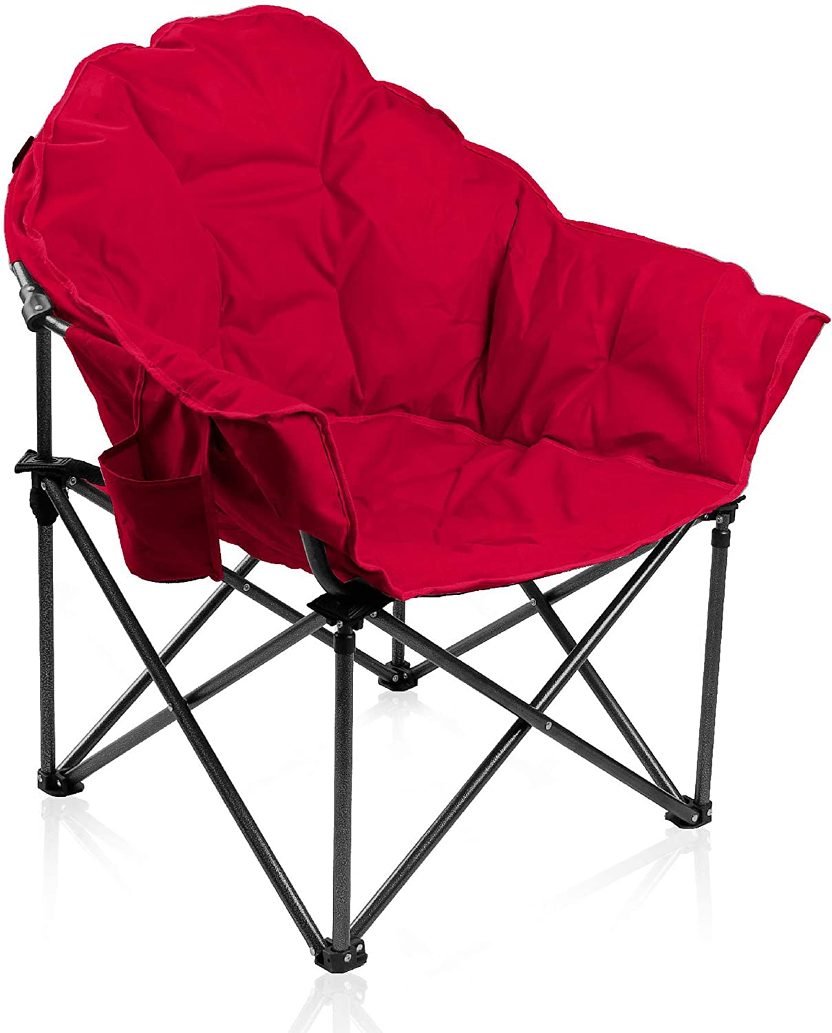 ALPHA CAMP Oversized Round Moon Chair