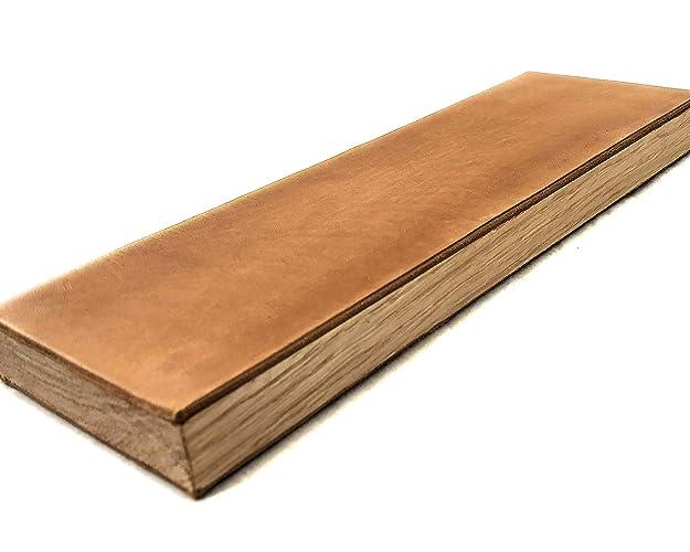 Amazon com: Strop Block 2 5x11 Horse Hide Leather Best