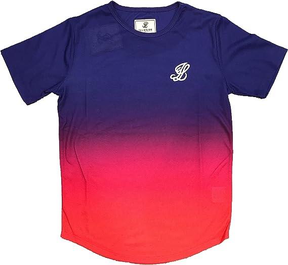 ILLUSIVE LONDON (SIK SILK) - ILK253 - Camiseta Manga Corta - NIÑO (13-14): Amazon.es: Ropa y accesorios