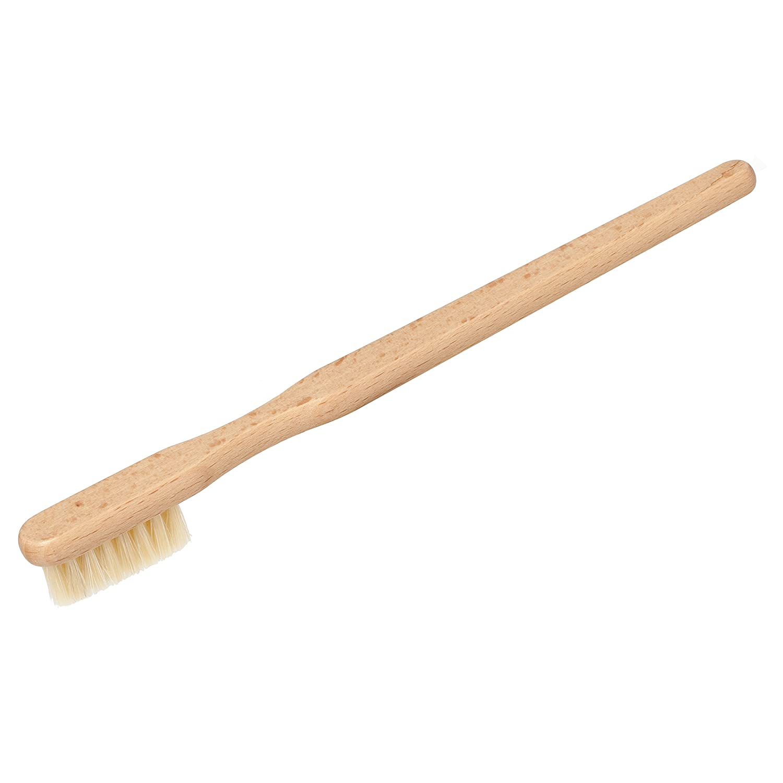 Cepillo de diente de madera cerdas de madera Cepillo de diente Natural: Amazon.es: Salud y cuidado personal