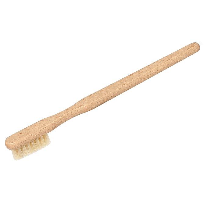 Cepillo de diente de madera cerdas de madera Cepillo de diente ...