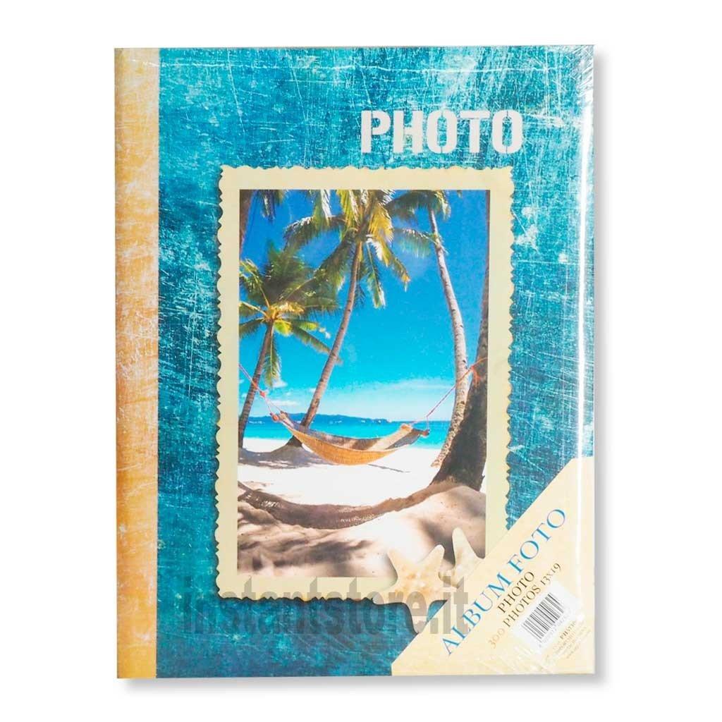 Album Fotografico Zep 300 foto 13x19 portafoto a tasche slip_in Mare