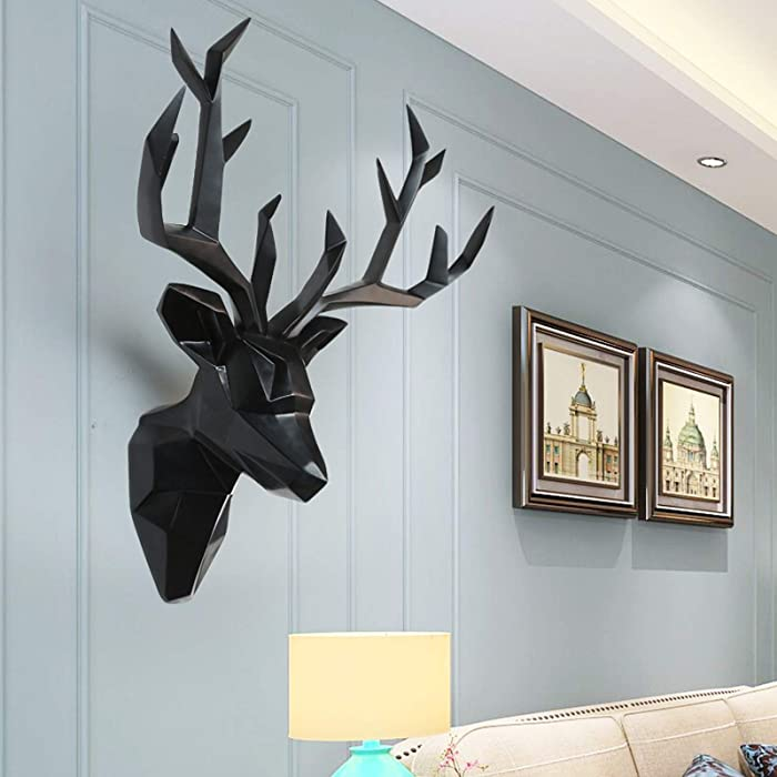 The Best Resin Deer Head Wall Decor