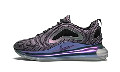 new arrival d6312 2b68b Image Unavailable. Image not available for. Color  Nike Air Max 720 (Metallic  Silver Black ...