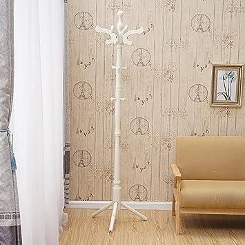 Kleiderständer Schlafzimmer garderobenständer boden kleiderständer schlafzimmer weiß solide holz