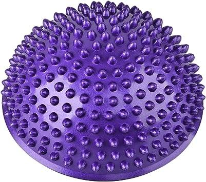 Lommer Pelota de masaje, 16 cm Masaje de pies Halbe redondas ...