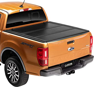 Amazon Com Gator Efx Hard Tri Fold Truck Bed Tonneau Cover Gc24023 Fits 2019 2020 Ford Ranger 6 Bed Made In The Usa Automotive