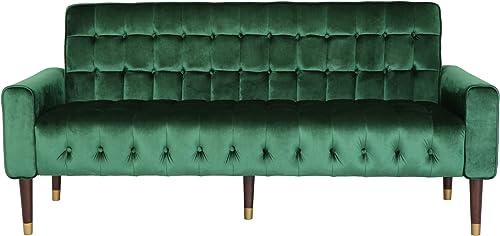 Adan Tufted Velvet Sofa