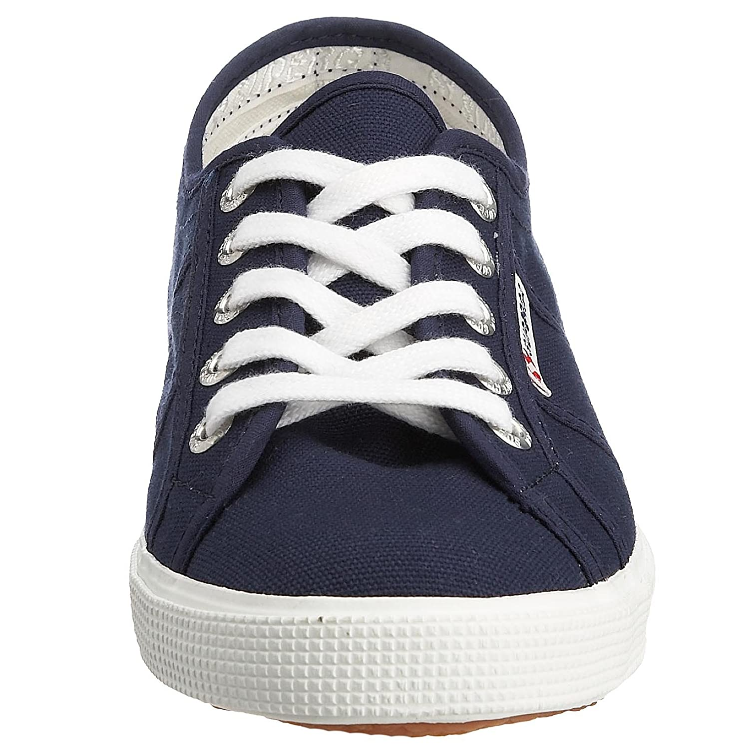 944 Blue 10.5 UK Superga Unisex Adults/' 2950 Cotu Low-Top Sneakers