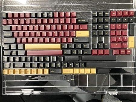 G-MKY 166 Keycaps Cherry Profile Doble Shot Teclas Gruesas ...