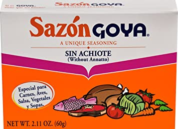 Goya Foods Sazon Family, 2.11 oz