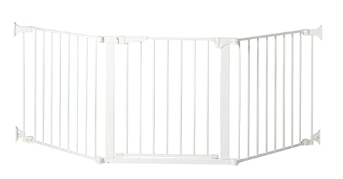 KIDCO, INC. Configure Baby Gate, White