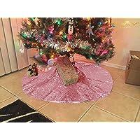ShinyBeauty D1028 - Falda de árbol de Navidad