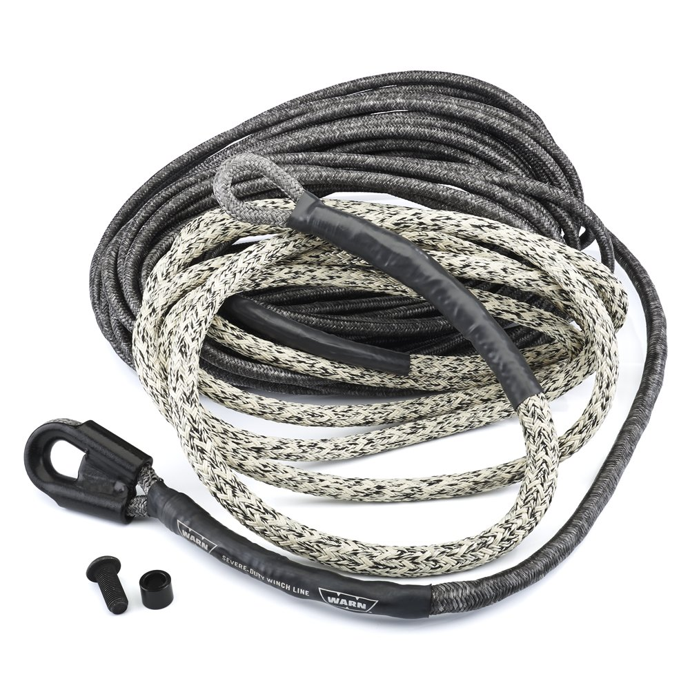 WARN 87555 ZEON Winch Rope Cover