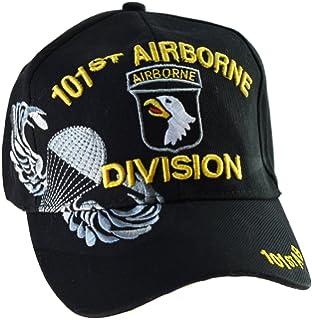 0feae0f2f6f18 Casquette Américaine 101st Airborne Division us usa brodée Militaire  Paratrooper commando seal