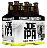10 Barrel Joe IPA Bottle, 6 pk, 12 oz bottles, 6.9% ABV