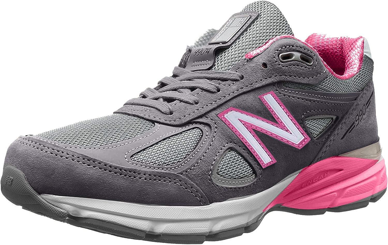 New Balance W990V4 510v4 - Zapatillas de Running con amortiguación para Mujer, Color Morado: Amazon.es: Zapatos y complementos