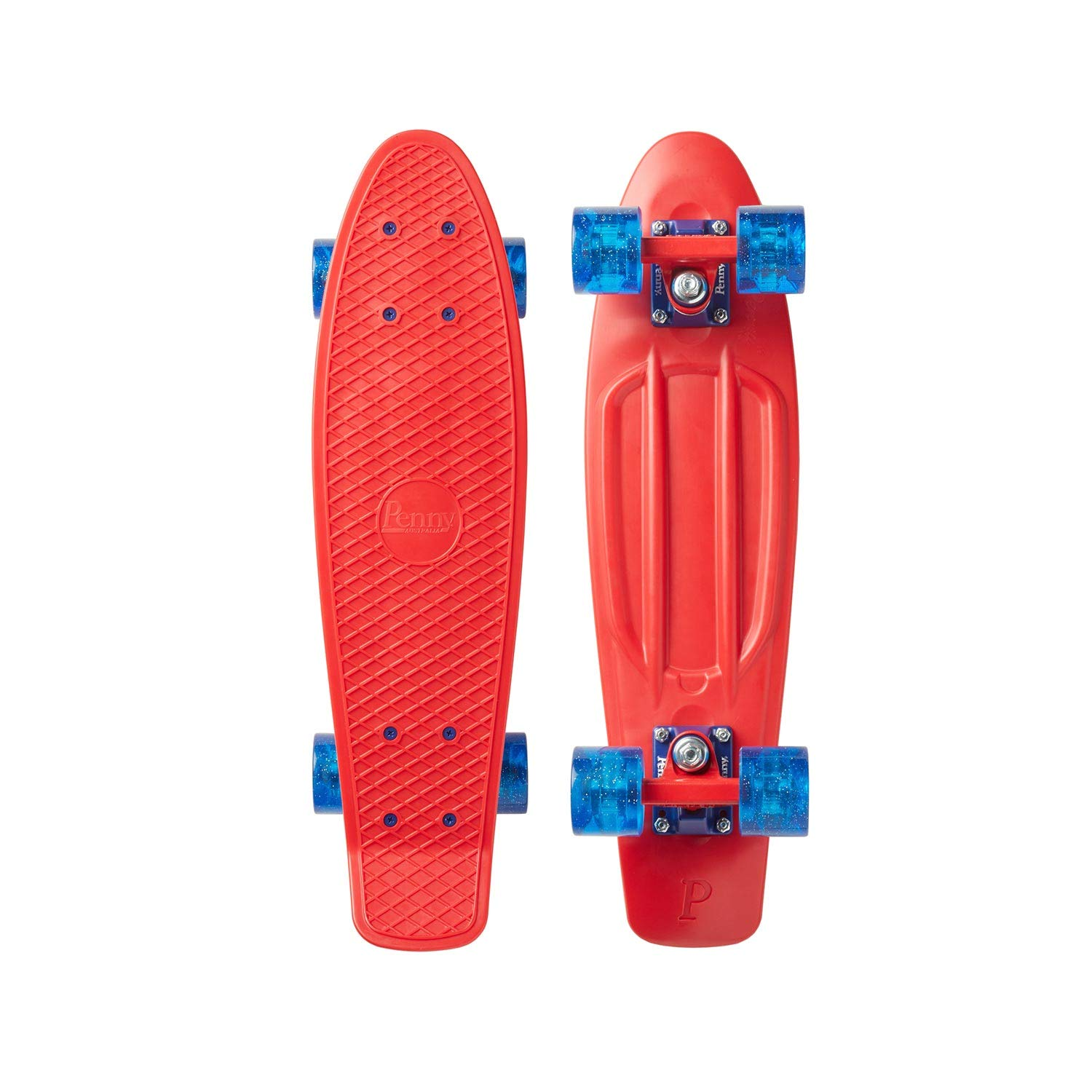 Penny Australia Complete Skateboard (Red Comet, 22'') by Penny Australia (Image #1)