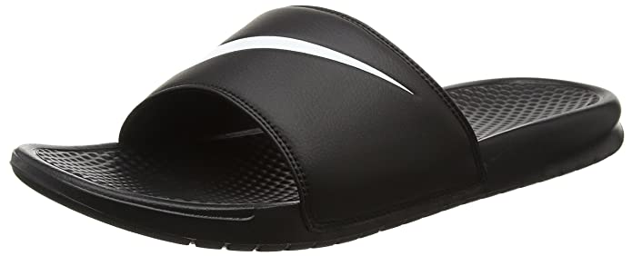 5d45d8485d722e Nike Herren Benassi Swoosh Dusch-  Badeschuhe