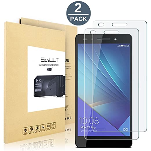 3 opinioni per [2-Pack]Huawei Honor 7 Pellicola Protettiva, EasyULT 2 Pack Pellicola Protettiva