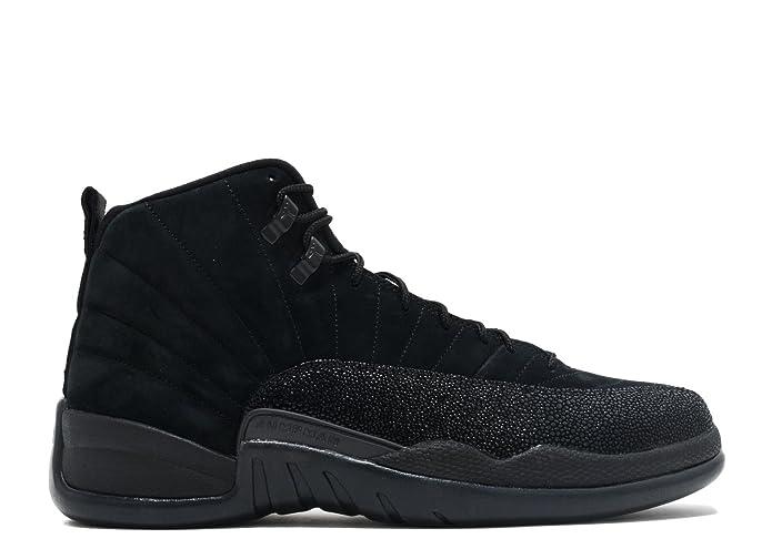 meet 655d1 00afa Amazon.com   NIKE Air Jordan 12 Retro OVO Black 873864-032 US Sz 11    Basketball