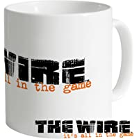 Shotdeadinthehead Official The Wire - Game Taza