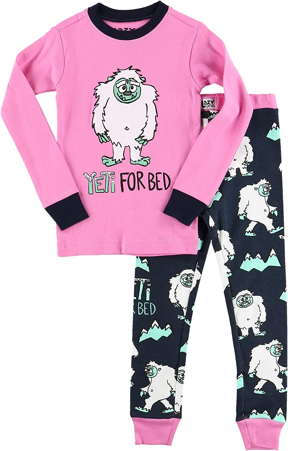 Matching Pajamas Baby /& Kids Lazy One Family Sets Teens and Adults