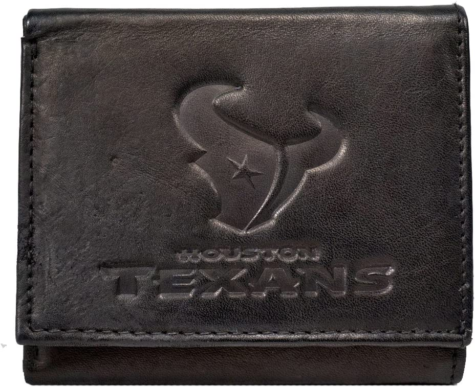 NFL Houston Texans Embossed Billfold