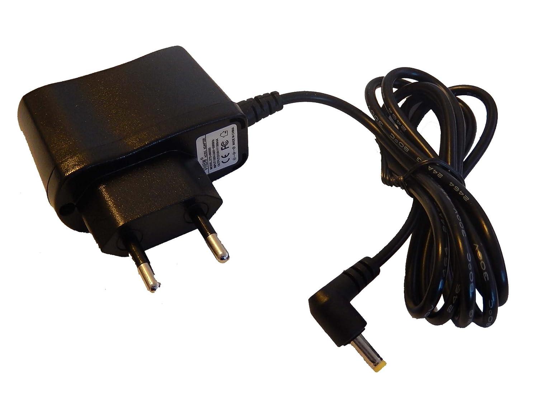 vhbw 220V Fuente de alimentación Cargador Cable de Carga para medidor de presión Arterial de Omron como S (6024HW5SW).: Amazon.es: Electrónica