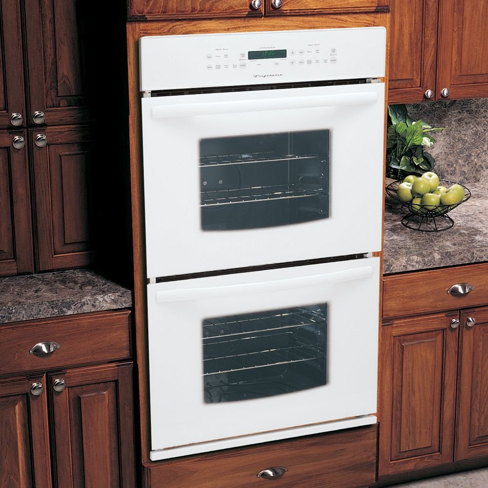 Frigidaire 30 in. Electric Self-Cleaning Double Wall Oven