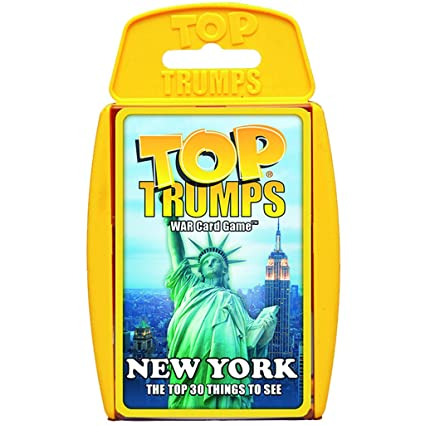 Amazon.com: Places and Locationss Top Trumps Juego de cartas ...