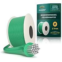 kanoo® Begrenzingskabel voor robotmaaier, universeel compatibel, begrenzingsdraad van kwaliteitskoper, kabel voor…