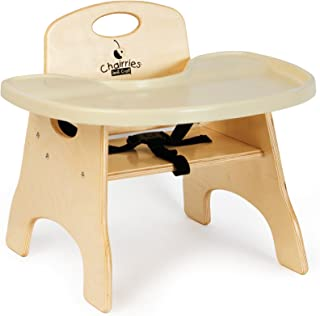 "product image for Jonti-Craft 6825JC High Chairries Premium Tray, 15"" Seat Height"