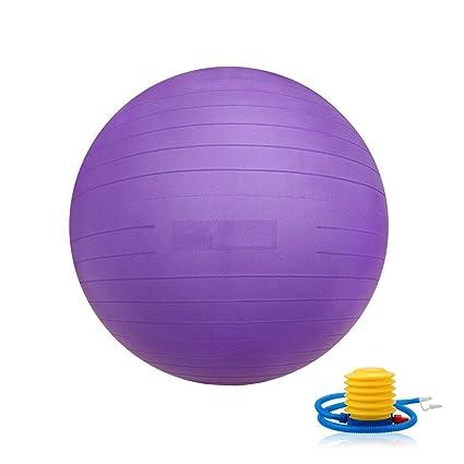 Pelota de gimnasio para ejercicios de estabilidad y yoga 2e71fadc63a4