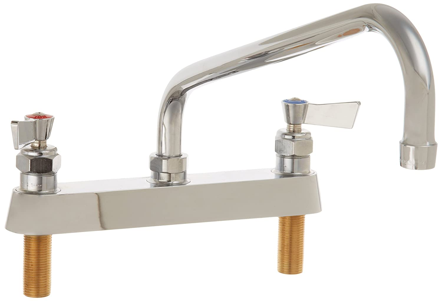 Fisher 3313 8 Deck Mounted Faucet with 12 Spout