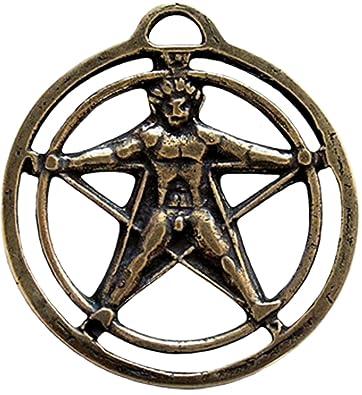 Zala Ancient Talisman Pentacle Symbols Agrippas Shield Against