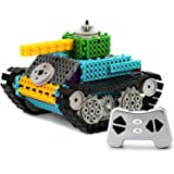 PACKGOUT STEM Toys Gifts for Boy Teen Remote Control Building Kits for Boy Girl Teen Gift 5/6/7 Year Old Boy Gifts Build Own