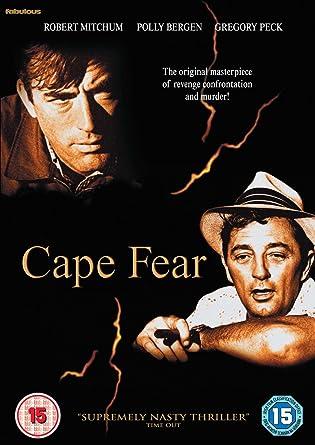 10e8a257b860 Cape Fear  DVD   Amazon.co.uk  Gregory Peck