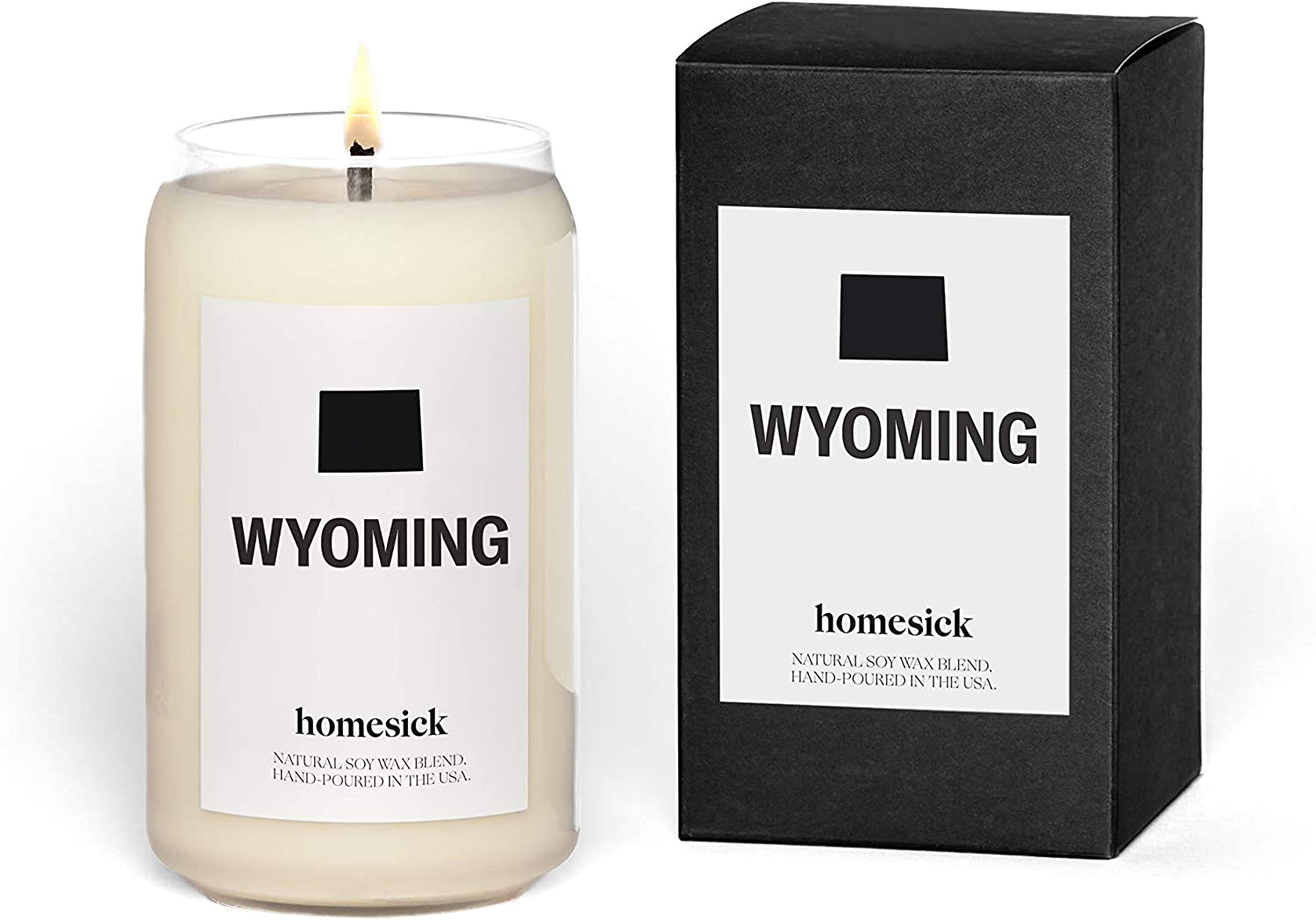 Homesick Scented Candle, Wyoming