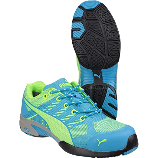77ac2e1ccbfe4e Puma Safety Womens Ladies Celerity Knit Lace Up Safety Trainers  Amazon.co. uk  DIY   Tools