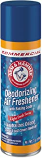 product image for Arm & Hammer 3320094170 Baking Soda Air Freshener, Aerosol, Light Fresh Scent, 7oz