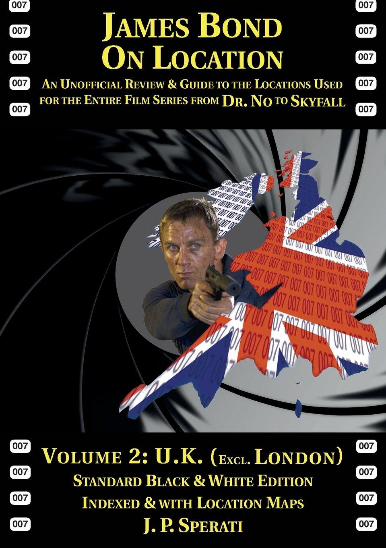 James Bond on Location Volume 2: U.K. (Excluding London) Standard Edition
