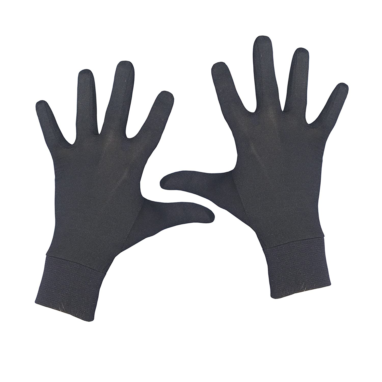 amazon com terramar thermasilk glove liner sports u0026 outdoors
