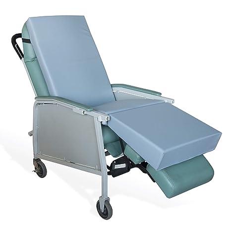 Amazon.com: geri-chair comodidad cojín de asiento color ...