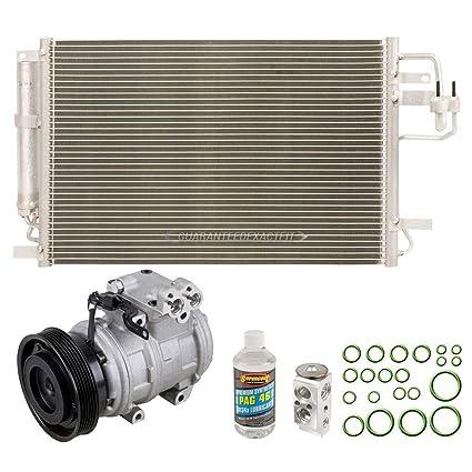 Amazon.com: A/C Repair Kit + OEM AC Compressor & Clutch For Hyundai Tucson 2006 2007-2009 - BuyAutoParts 60-80573R5 New: Automotive
