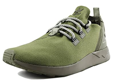 MEN'S ADIDAS ORIGINALS ZX FLUX ADV X OLIVE (10 D(M) ...