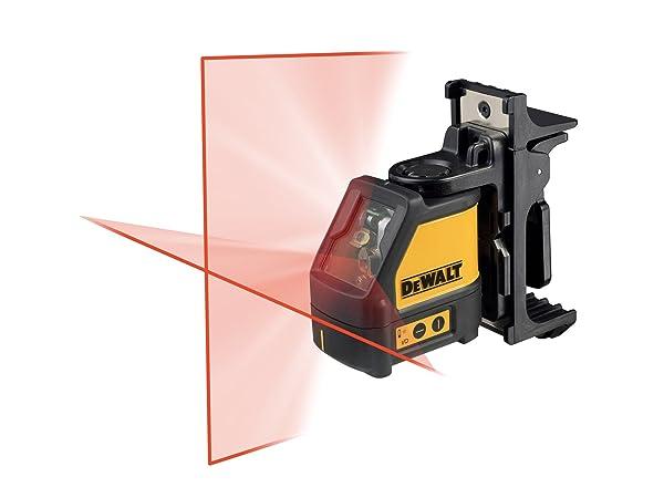 Laser Entfernungsmesser Dewalt : Dewalt dw k kreuzlinienlaser für exaktes arbeiten